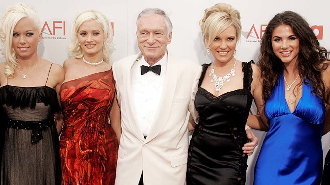 Legendary 'Playboy' founder Hugh Hefner dies at 91