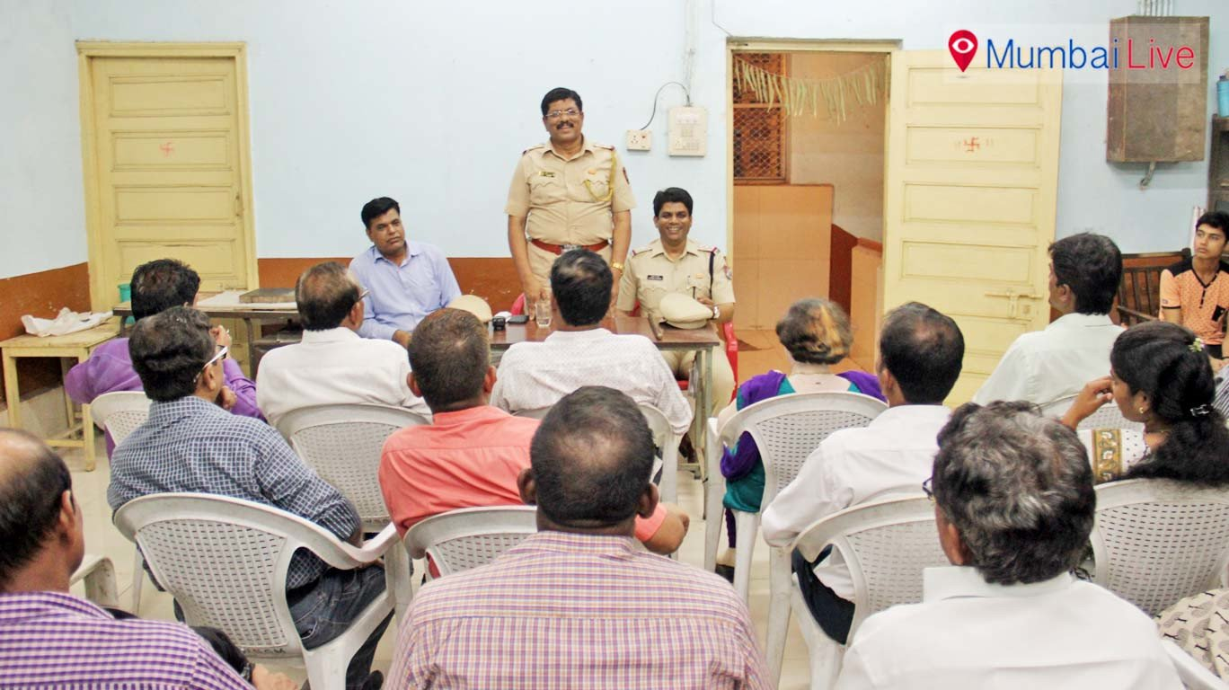 GRP and police mitra to keep an eye on suspicisous activities
