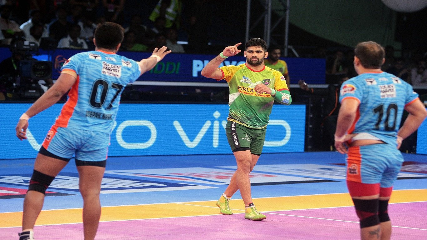 PKL Playoffs: Patna Pirates through to the final after beating Bengal Warriors 47-44 in Qualifier 2