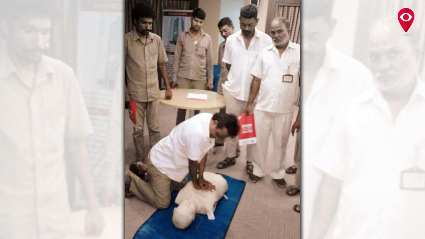 रिक्षाचालकांना मिळाले अपघातग्रस्तांना वाचविण्याचे प्रशिक्षण