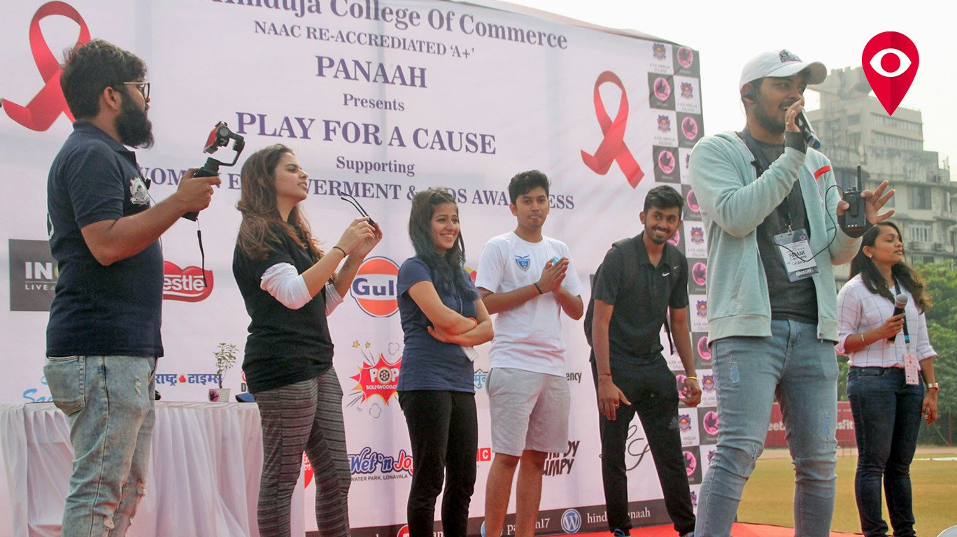 Play For A Cause - A social event organised during intercollegiate fest 'Panaah'
