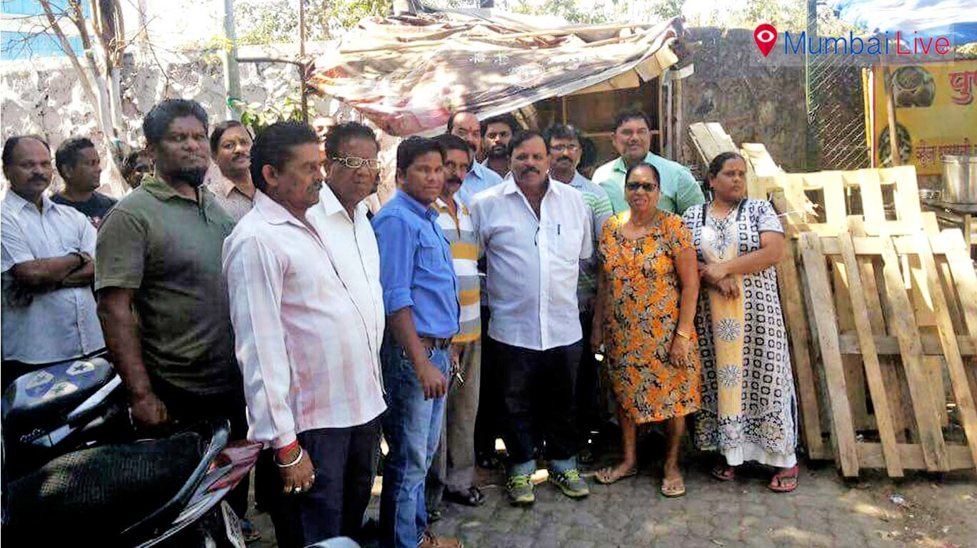 Will not let GVK to take over gaonthans, says residents