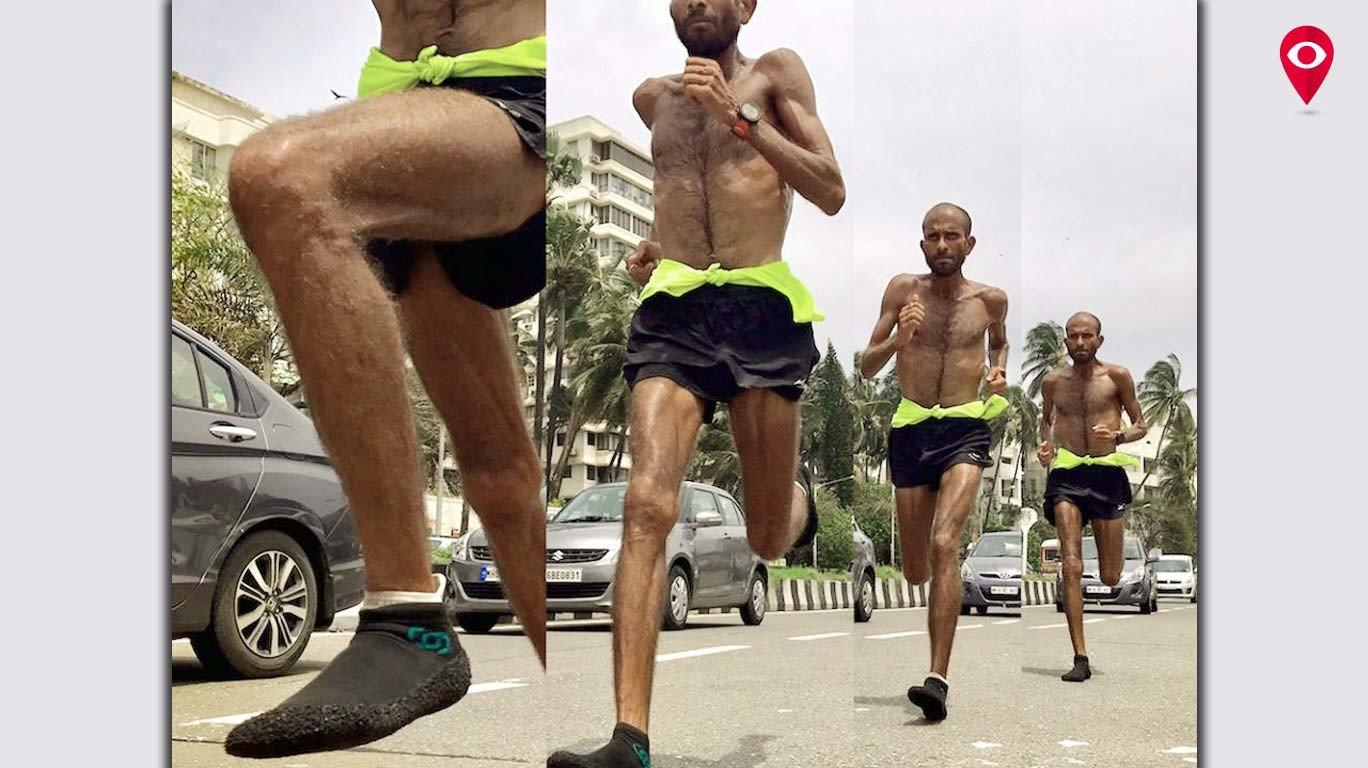 शंभर नंबरी मॅरेथॉनपटू, १०० दिवसांत धावला १० हजार किमी