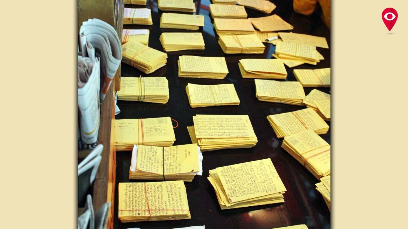 कंटाळून रहिवाशांनी मुख्यमंत्र्यांना पाठवली 4 हजार पत्र!