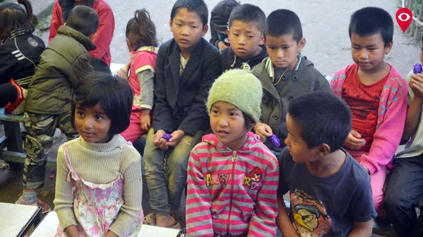 This Mumbaikar is spending the summer teaching underprivileged kids in Sikkim
