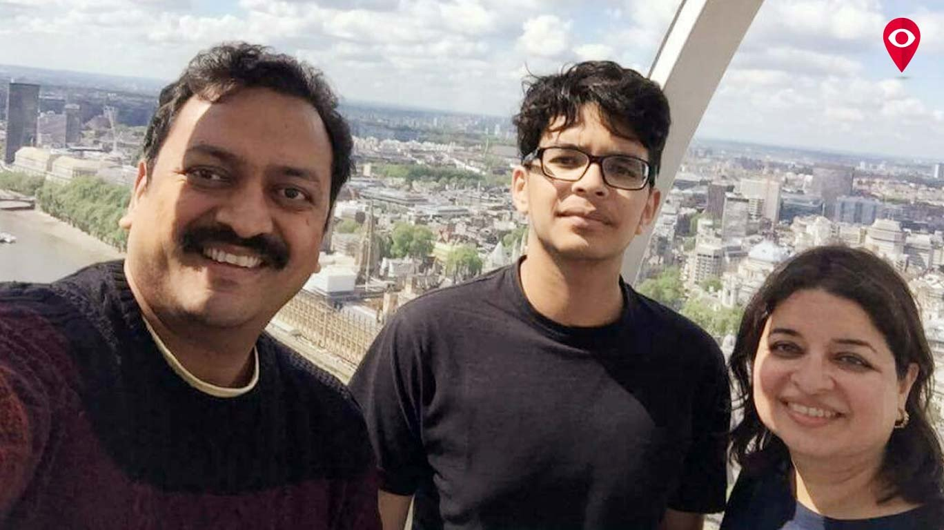 IAS officers' son commits suicide at Malabar Hill