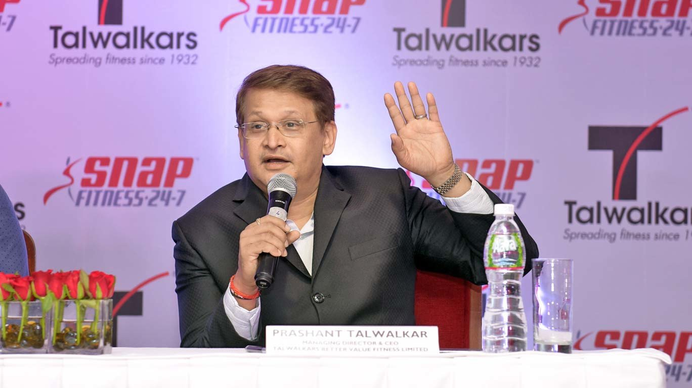Talwalkars tie up with Snap Fitness Inc to go international