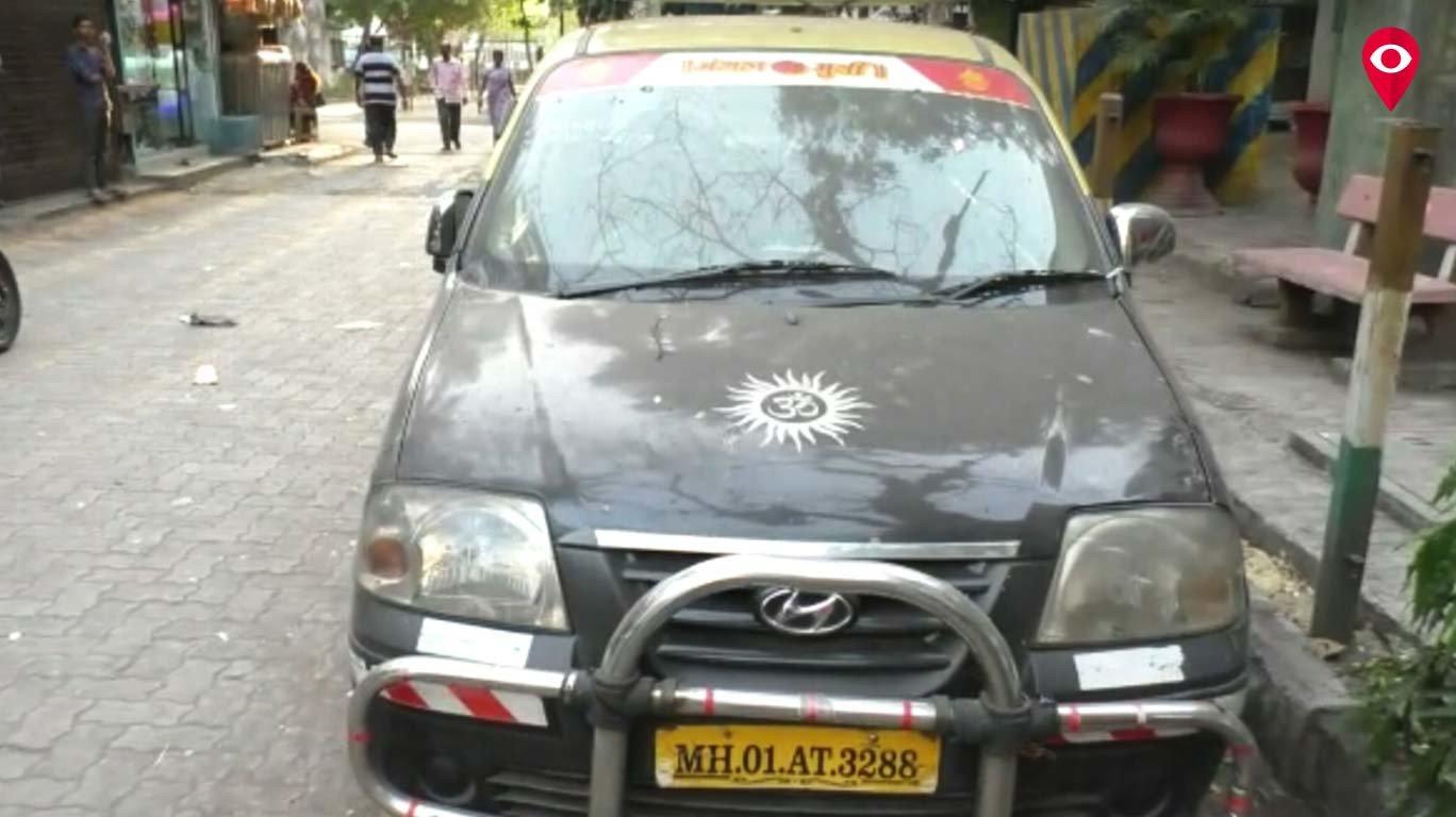टैक्सी चालक को लुटनेवाला गिरफ्तार