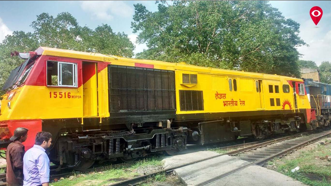 Tejas Express set to grow powerful with new engine