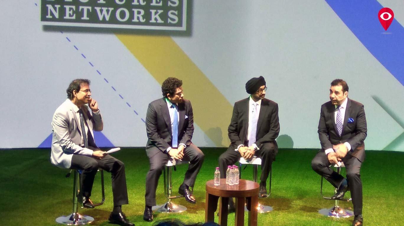 Sony revamps sports channels; names Sachin ambassador