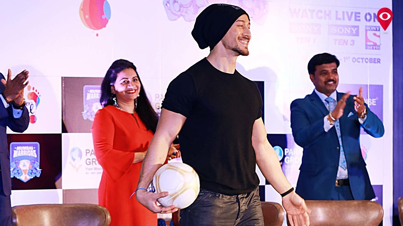 Tiger Shroff steps in as co-owner and brand ambassador of Krystal Mumbai Warriors