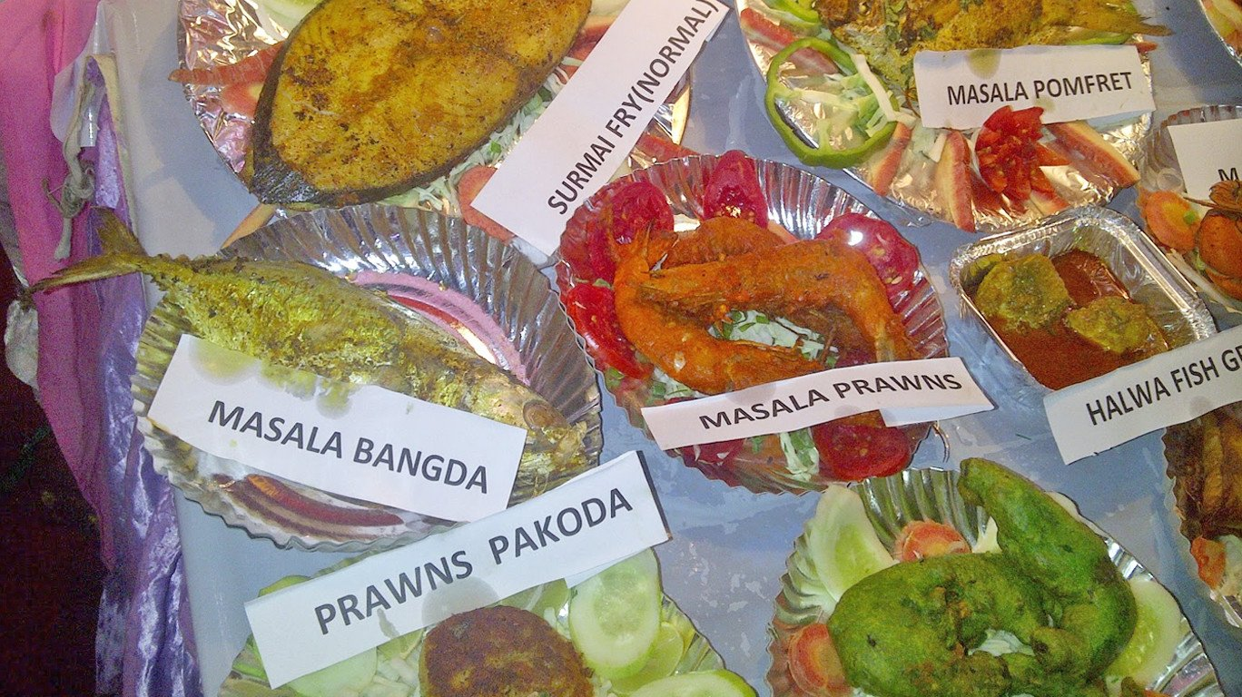 'सी फूड फेस्टिव्हल'ची मजा आता मुंबईत