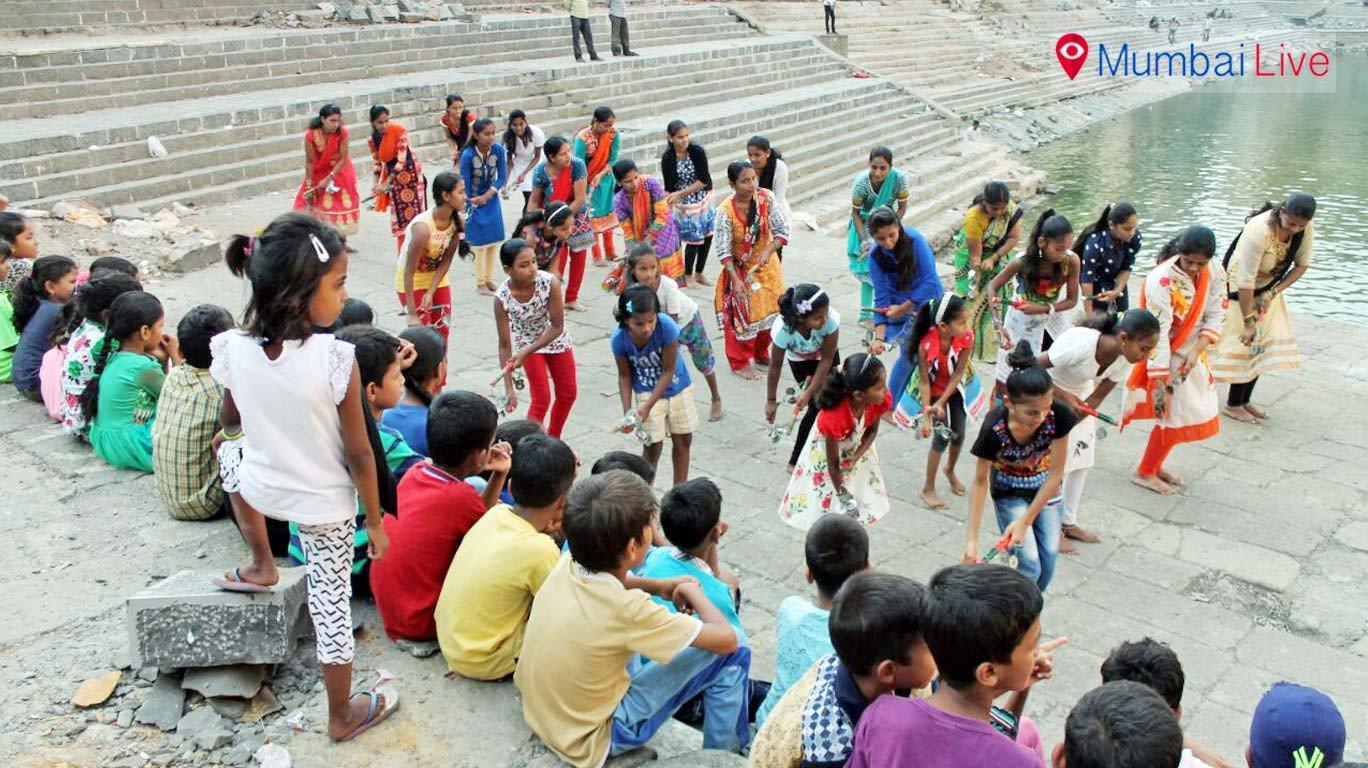 Walkeshwar braces for Gudi Padwa shobha yatra