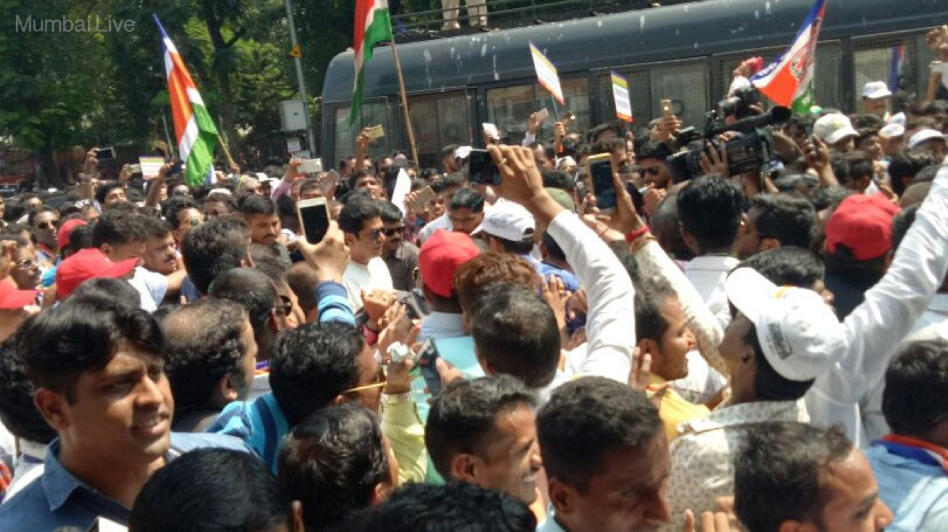 LIVE Updates from Today's MNS Rally led by Raj Thackeray