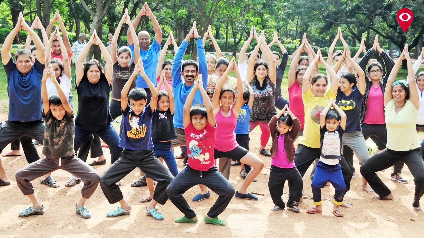 योगदिन विशेष : लहान मुलांसाठी योगाचे 9 फायदे
