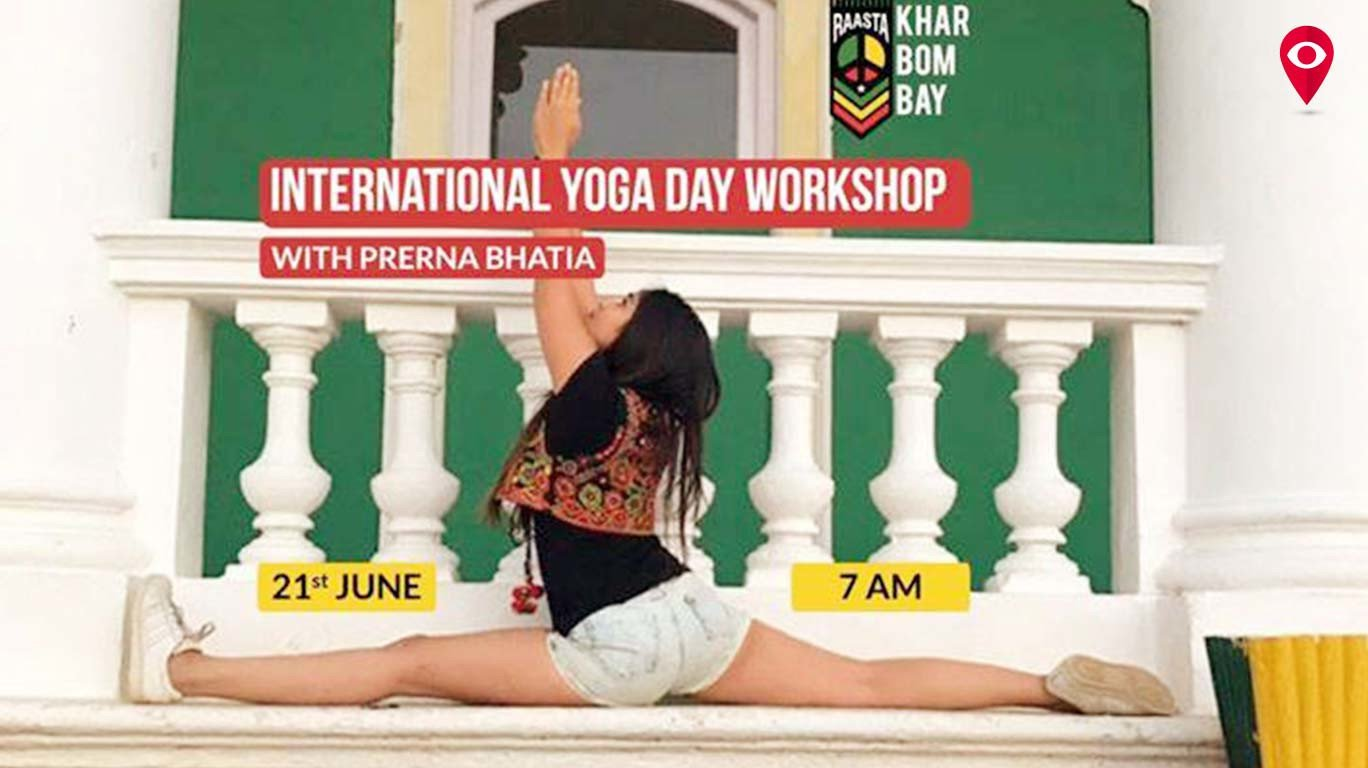 5 places where you can strike the right pose on Yoga Day