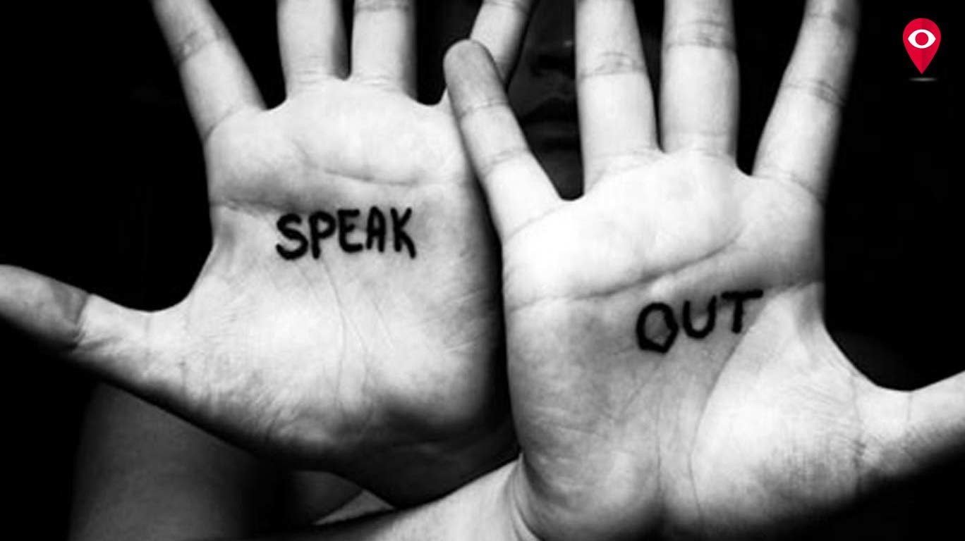 Don't stay quiet  with your molestation story anymore. Speak up!