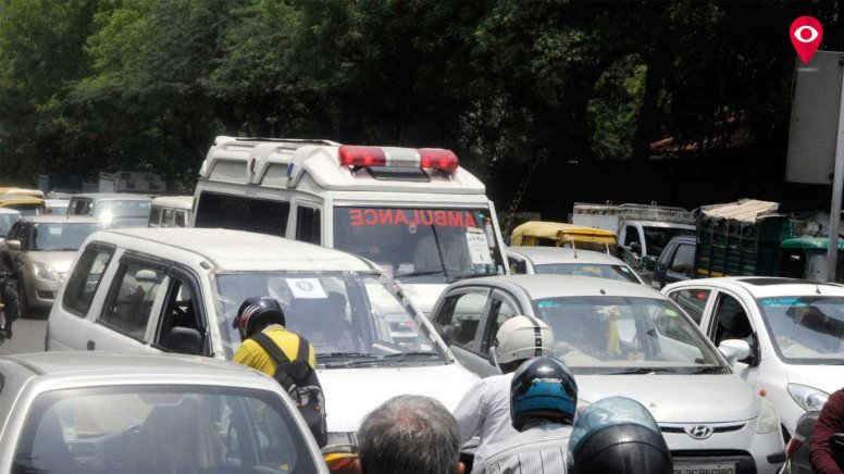 Don't call, just click for an ambulance | Mumbai Live