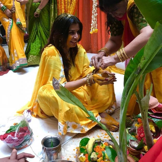 Tashan-e-Ishq actor Naman Shaw ties knot with Nehaa Mishra in Kolkata