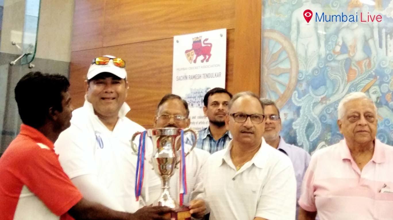 Balkrishna Bapat Memorial Shield Suburban Cricket Tournament