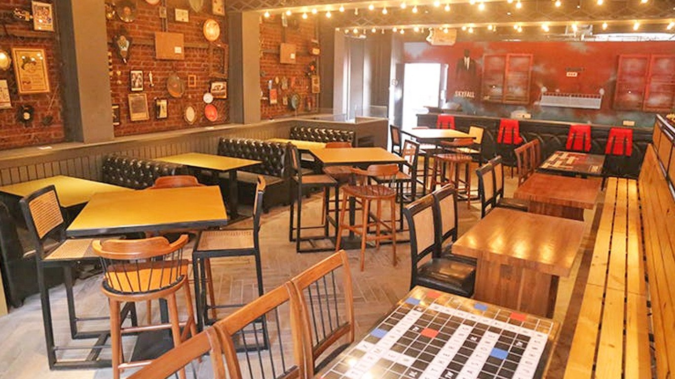 Attention Chembur people! The Bar Stock Exchange opens up its 11th outlet