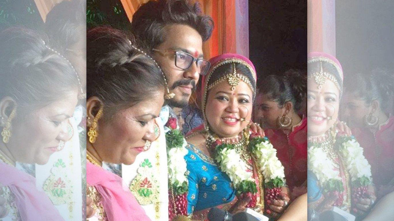 विवाह बंधन में बंधे भारती और हर्ष, देखें वेडिंग की चुनिंदा तस्वीरें और वीडियो!