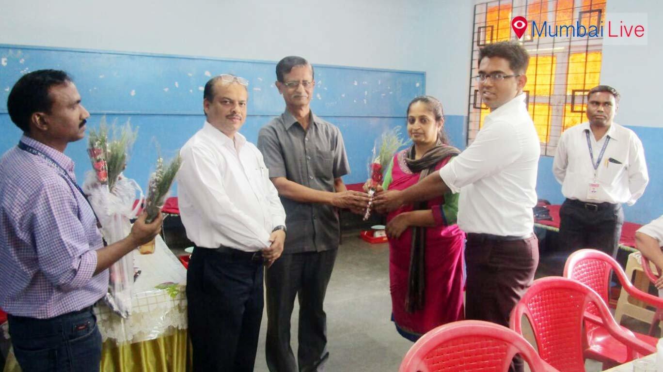 घाटकोपर में रक्तदान शिविर का आयोजन
