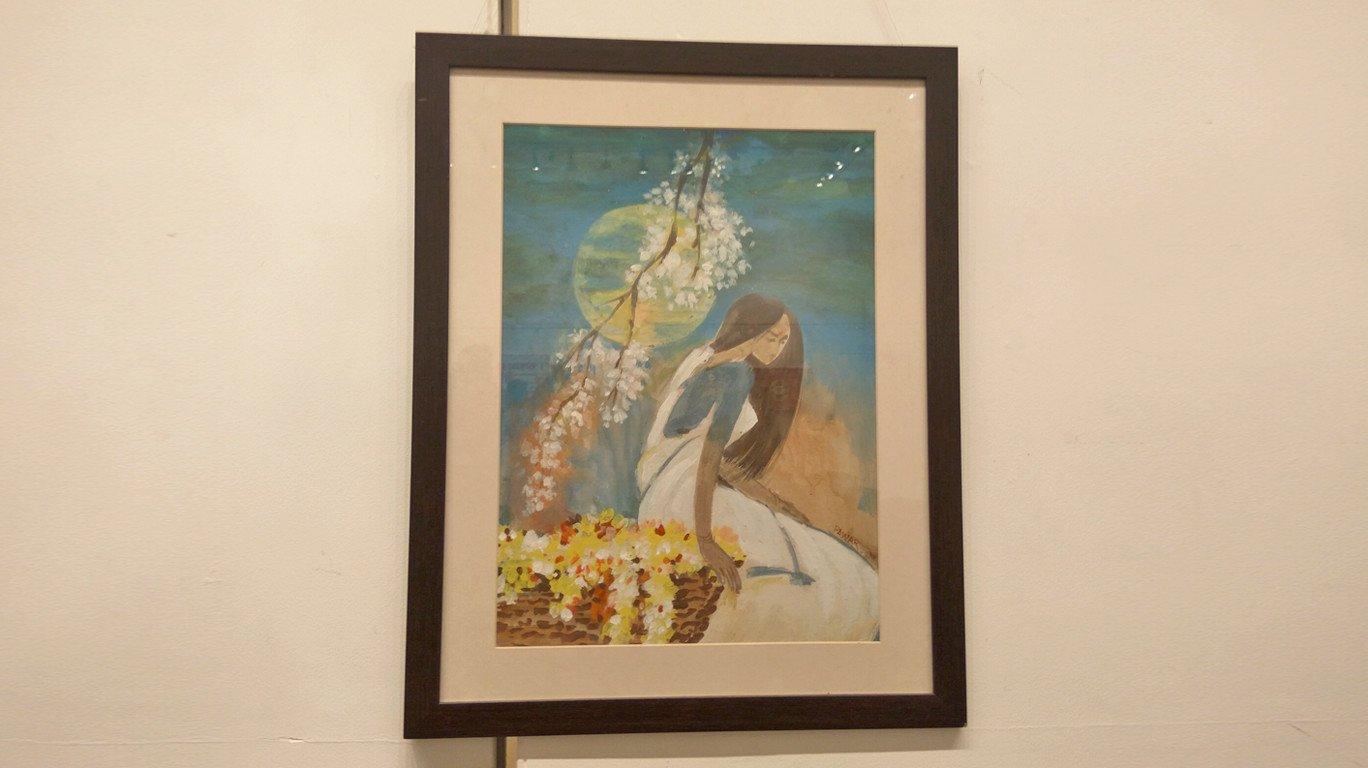 डॉ. सुभाष पवार यांच्या कलाचित्रांचं जहांगीर आर्ट गॅलरीमध्ये प्रदर्शन
