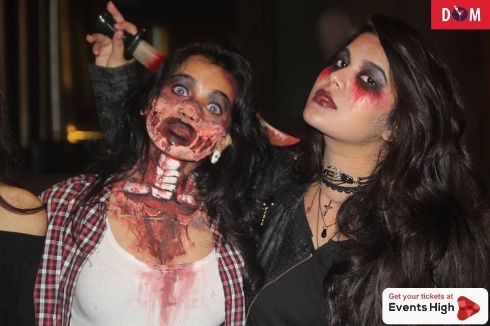 6 places where you can enjoy a 'Halloween Party' this weekend!