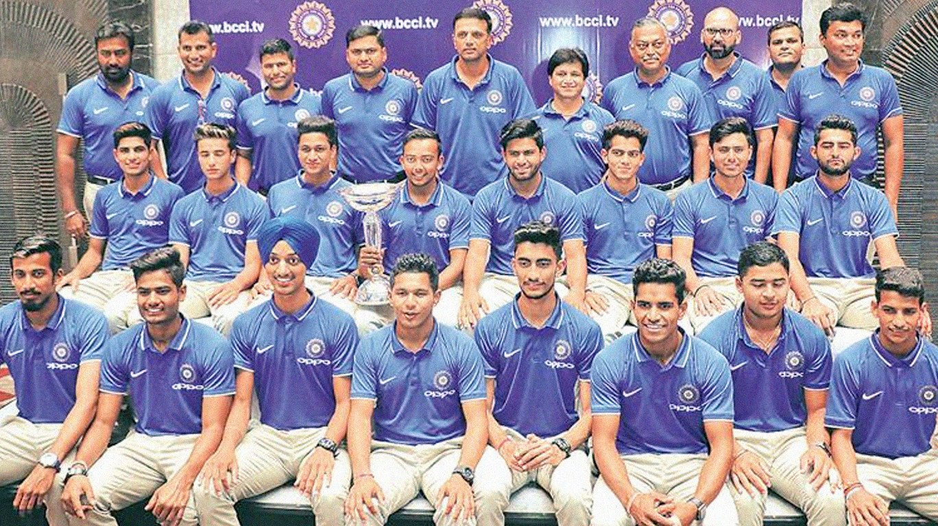 U-19 Winning Coach Rahul Dravid Unhappy Over His Support Staff Getting Rewarded Less Money Than Him