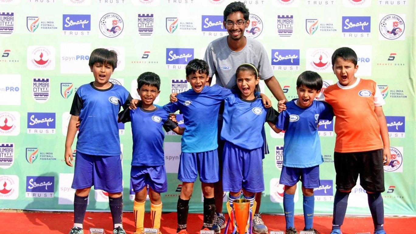 Somaiya Football Championship: Maharashtra's First Baby League Concludes With A Bang