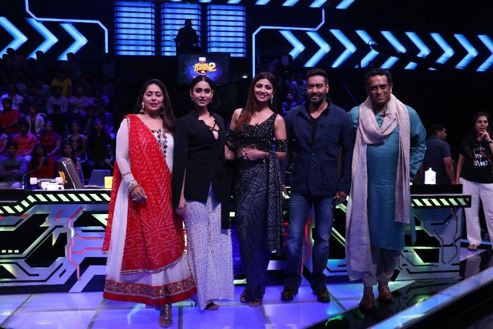 Super Dancer's Circus special episode with Ajay Devgn, Ileana D Cruz & Sunidhi Chauhan
