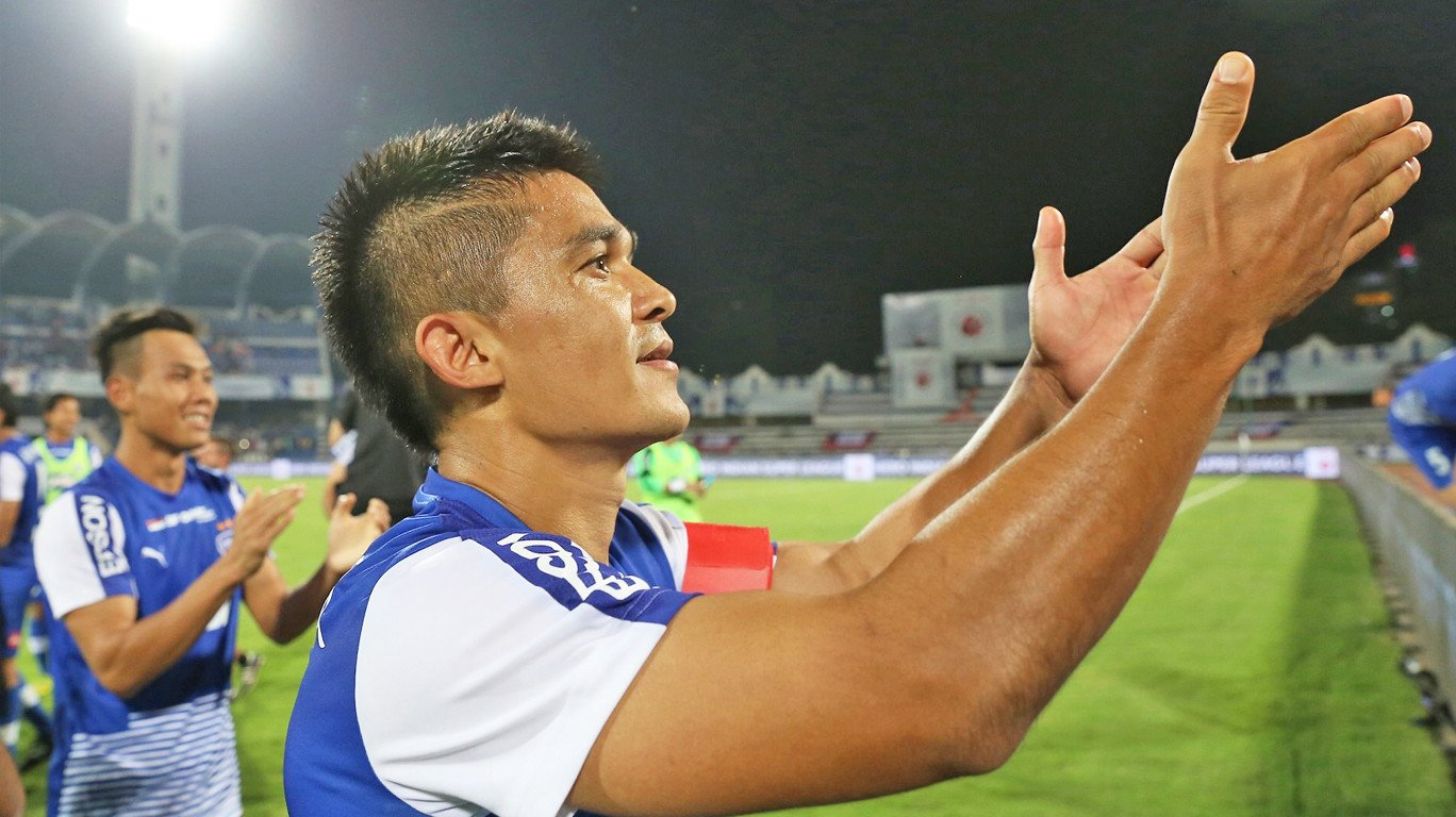Chhetri is the best ever Indian player: FC Pune City coach Popovic