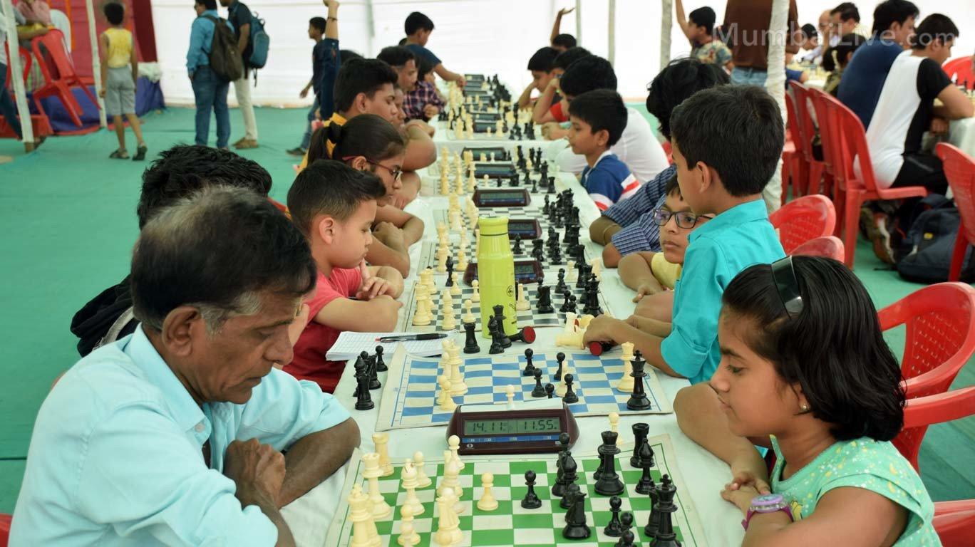 सतीश सबनीस ओपन रैपिड शतरंज चैंपियनशिप: नुबेरशाह शेख रहे प्रथम, नेत्रहीनों में सतीश बागुले मारी बाजी