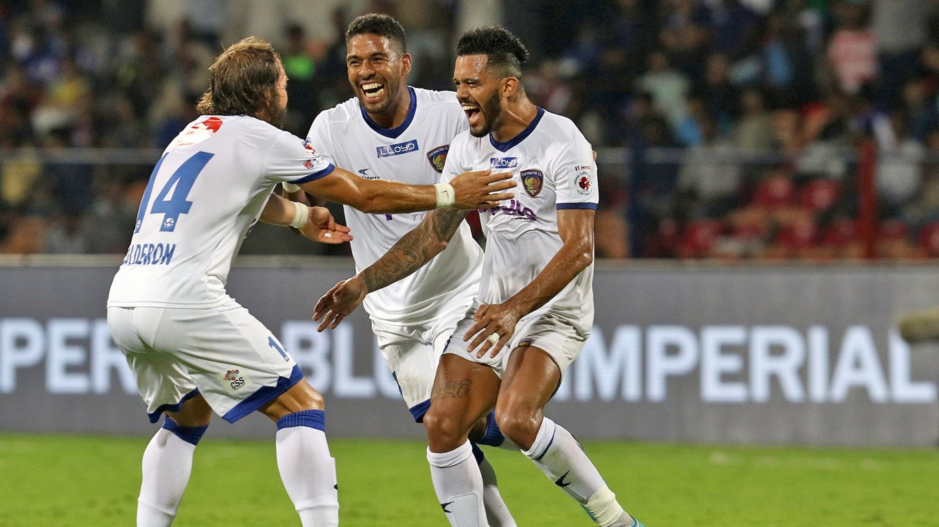 Hero ISL 17/18 Final: Chennaiyin FC beat the odds against Bengaluru FC to win the title