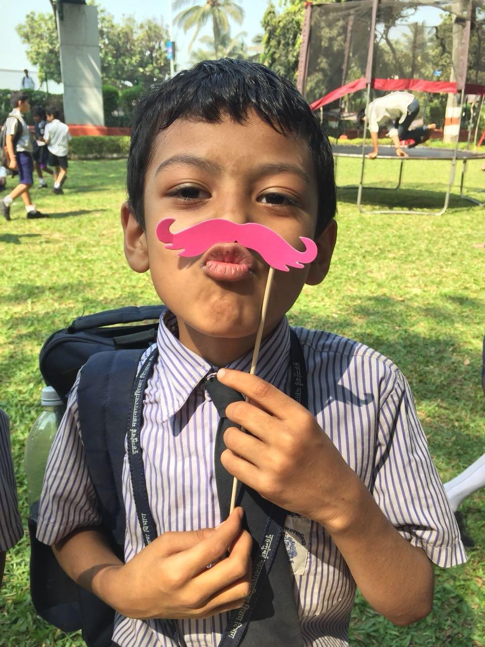 Rotaract Club of H R College organises Manoranjan Mela for special kids