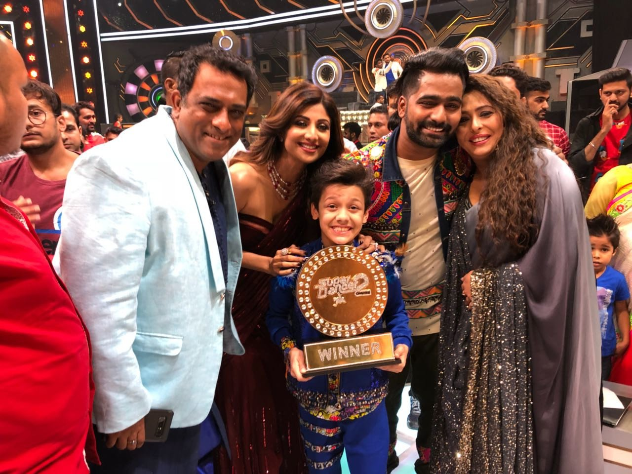 Bishal Sharma wins the Chapter 2 of Sony TV's Super Dancer