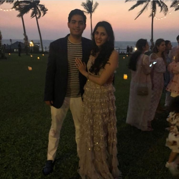 Mukesh Ambani's son Akash Ambani to marry Shloka Mehta in December
