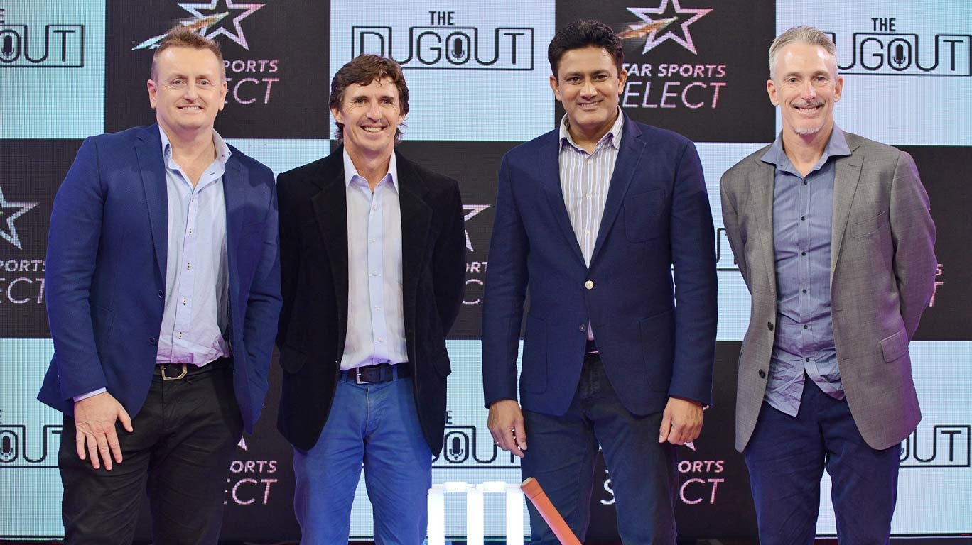 Star Sports Unveils The #SelectDugout For VIVO IPL 2018