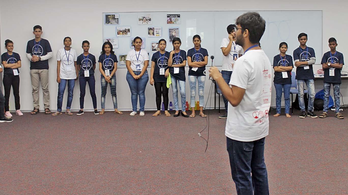 Echo — A progressive initiative by The Rotaract Club of H.R. College