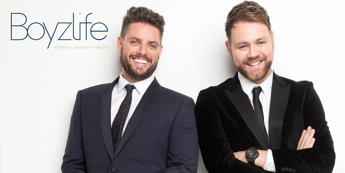 Westlife's Brian McFadden and Boyzone's Keith Duffy bring their collaboration 'Boyzlife' to India