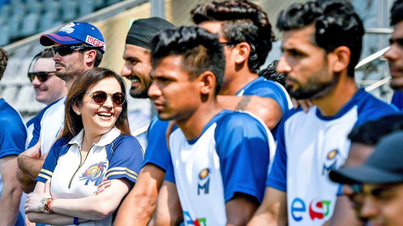 Mumbai Indians host Education & Sports For All cricket tournament for underprivileged children