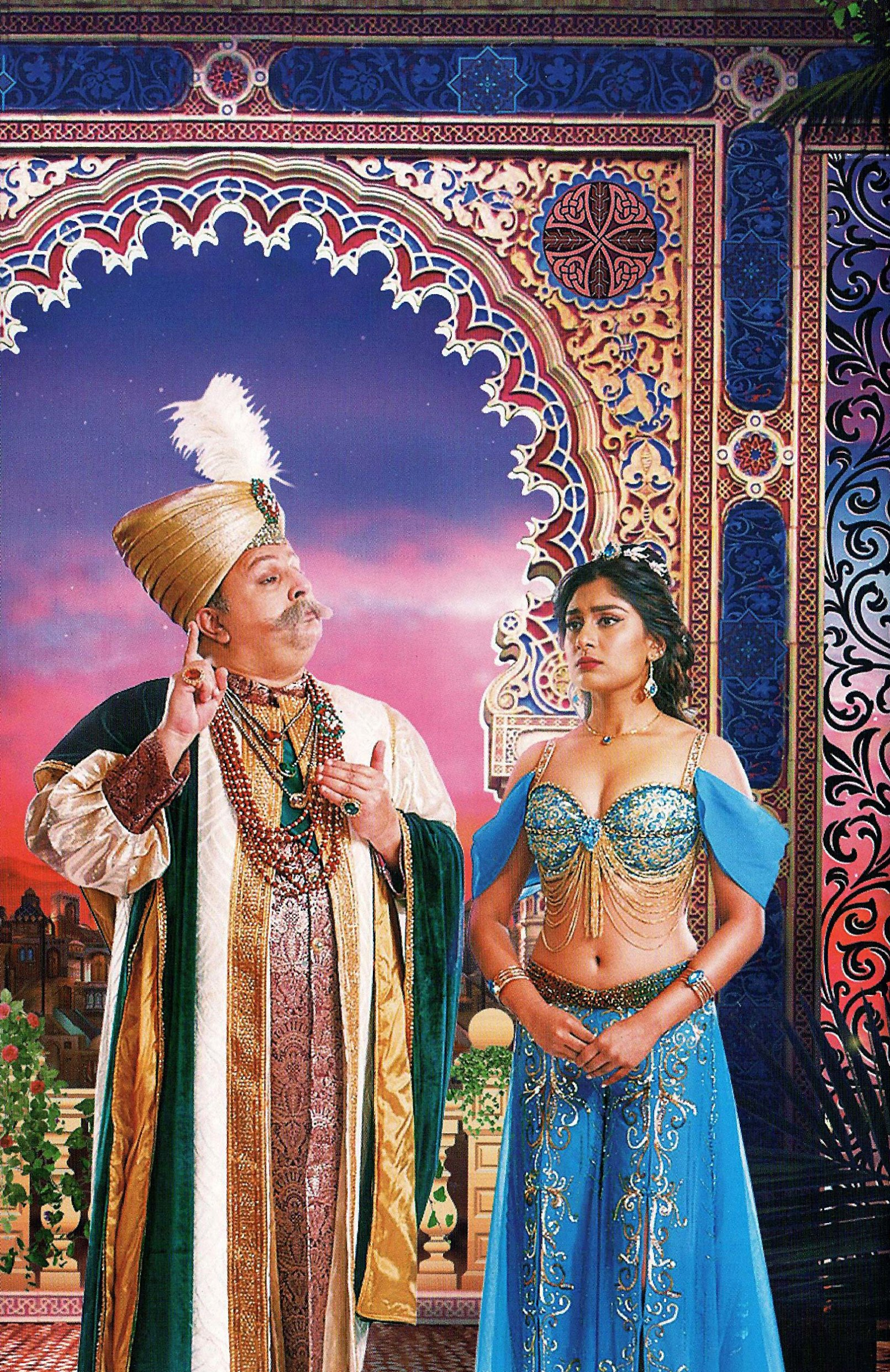 BookMyShow and Disney's Broadway-style musical 'Aladdin' casts a 'magical' spell