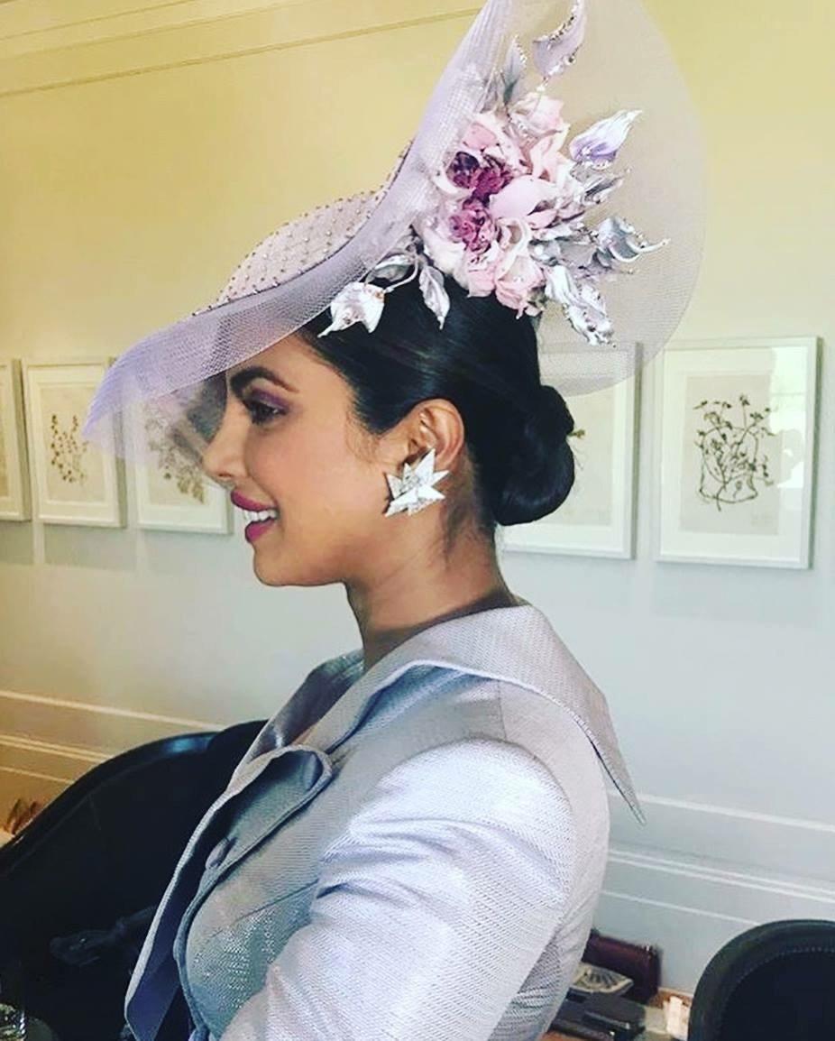 Royal Wedding 2018: Priyanka Chopra slays at Prince Harry and Meghan Markle's wedding
