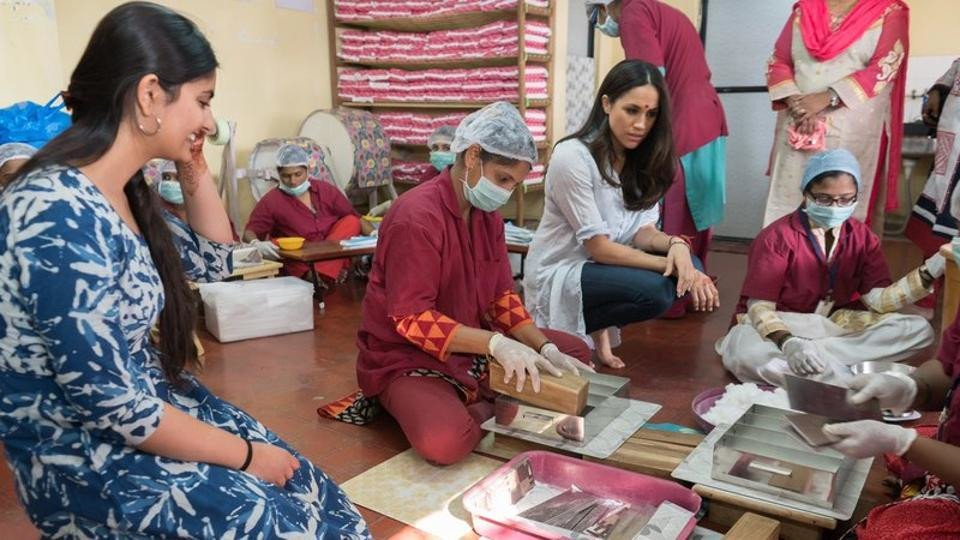 Royal Wedding 2018: All you need to know about Myna Mahila Foundation supported by Prince Harry and Meghan Markle