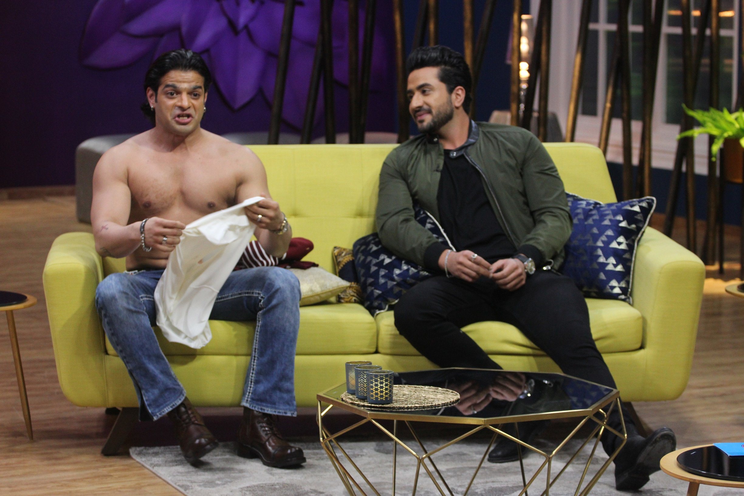 On-screen brothers Karan Patel and Aly Goni to be a part of Zee TV's JuzzBaatt