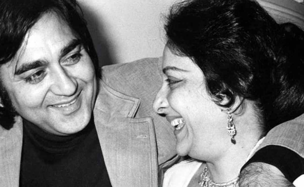 सुनील दत्त को 'मदर इंडिया' में बिरजू का किरदार मिलना और नरगिस से प्यार होना दिलचस्प