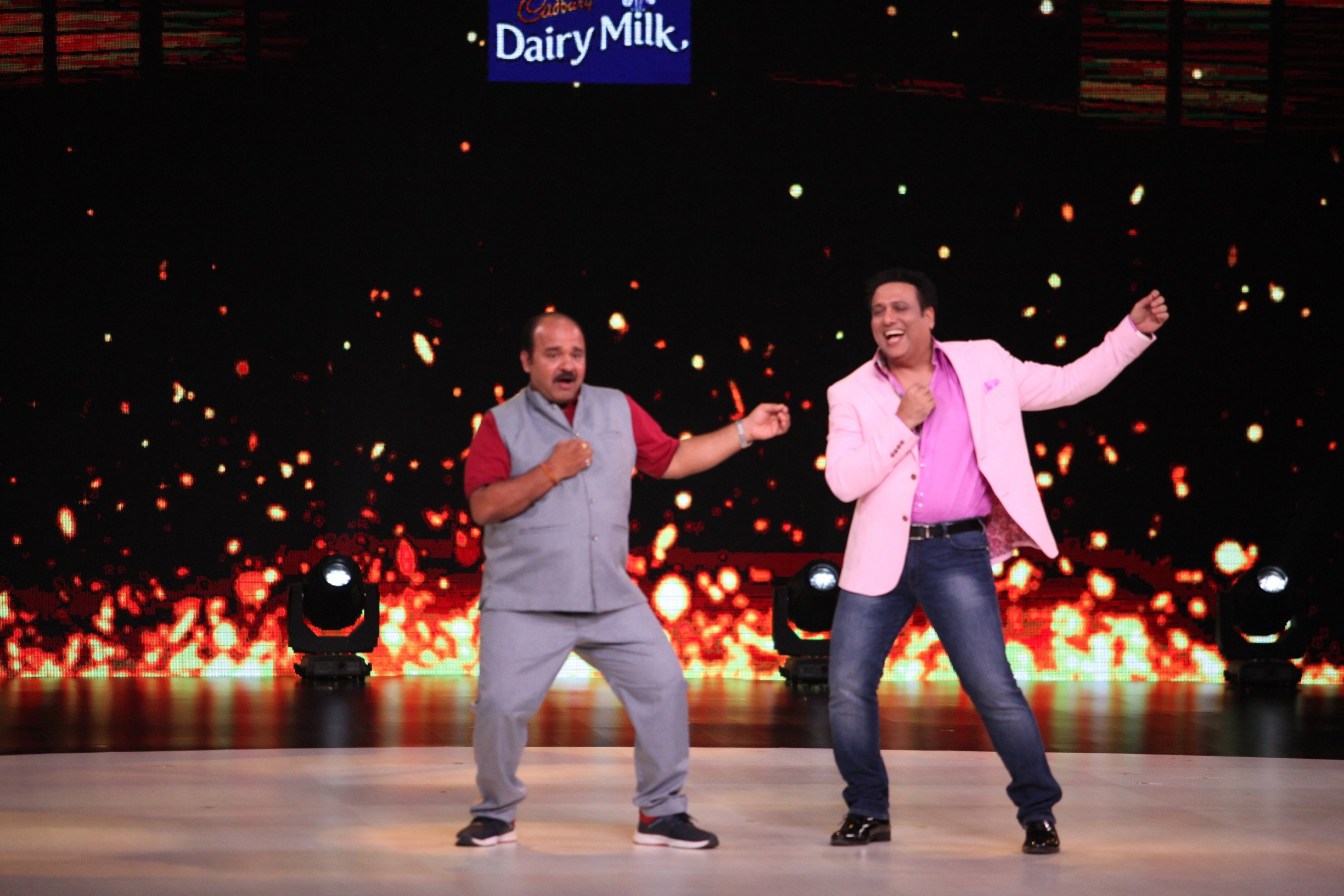 'Dancing Uncle' Sanjeev's dream to meet Govinda comes true on Colors Dance Deewane