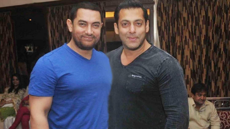 आमिर का सलमान खान से वादा, 'रेस 3' देखेंगे फैमिली के साथ
