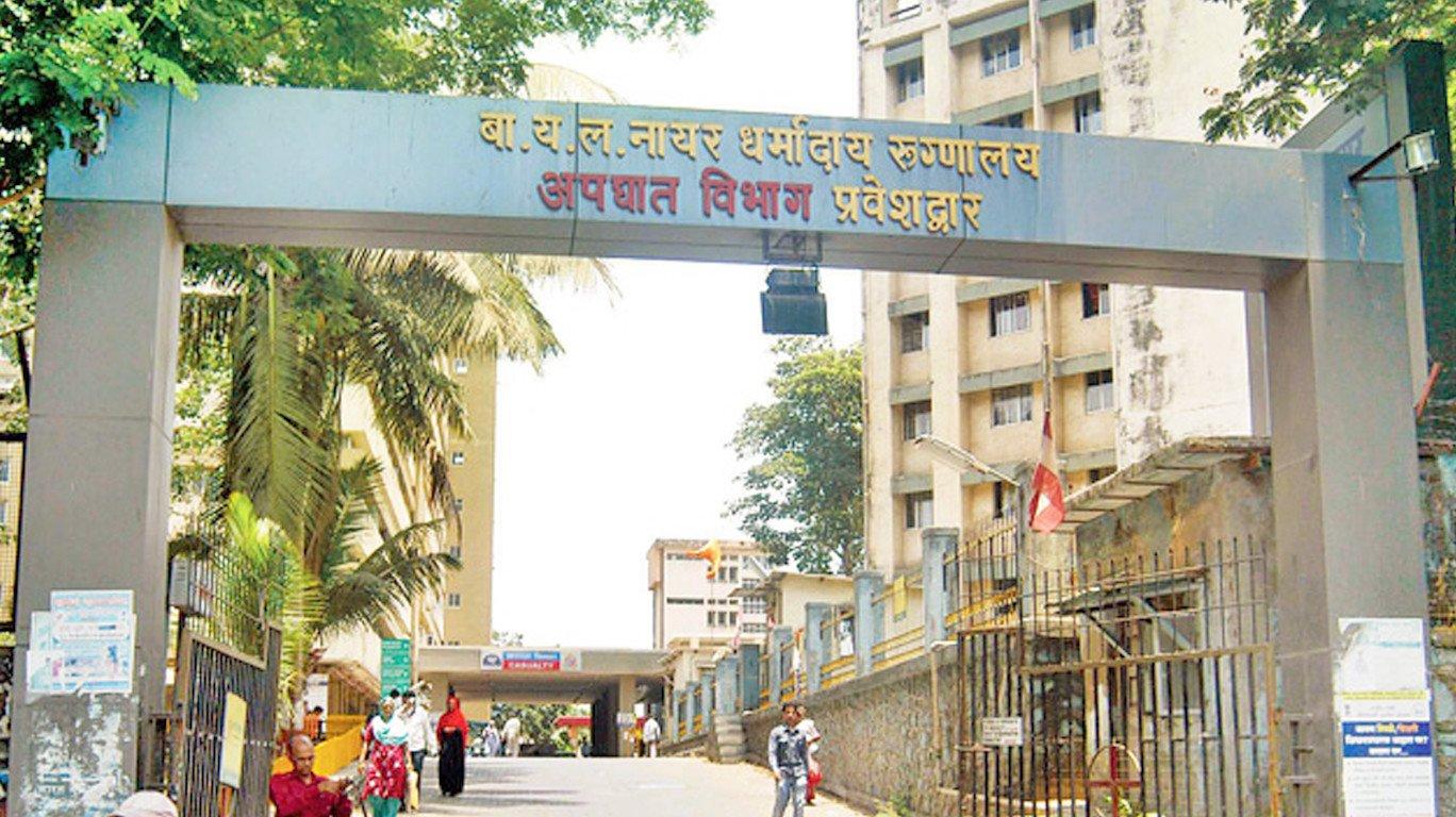 नायर रुग्णालयामधील 'त्या' एमआरआय मशीनच्या दुरुस्तीचा खर्च ९४ लाख